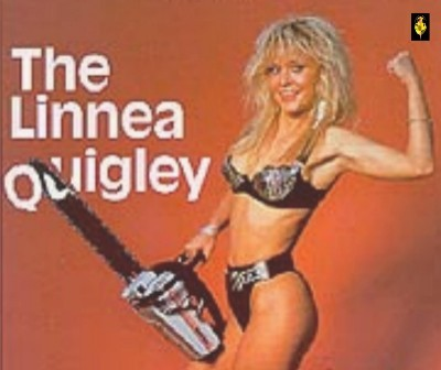 Linnea Quigley! Let's Party To Death!