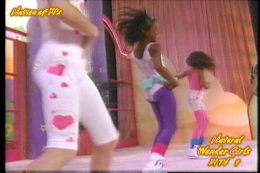 Barbie Gets Nine Inch Nailed!  Natural Wonder Girls Dance Workout!  #1  Inaugural Episode! XI TV Channel 1  Enjoy!
